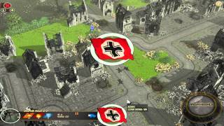 Battle Academy Gameplay- HD