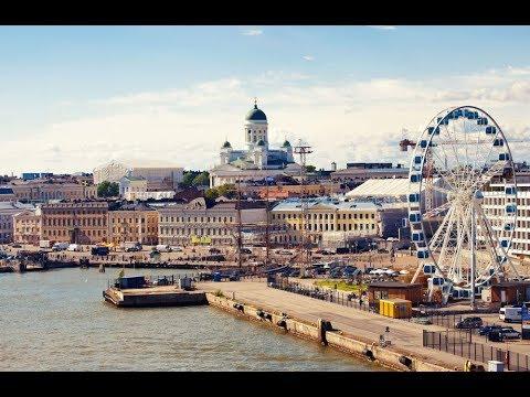 Поездка в Финляндию на машине 2019. Из Самары в Хельсинки и обратно.