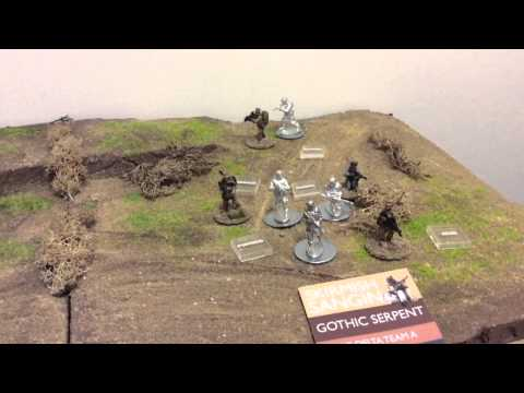 Skirmish Sangin Day of the Rangers KickStarter Preview