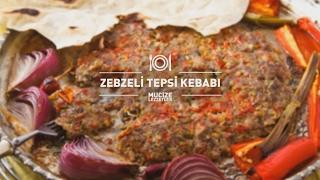 Zebzeli Tepsi Kebabı Tarifi #mucizelezzetler
