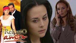 Un refugio para el amor - Capítulo 138: Gala se burla del dolor de Luciana - tlnovelas