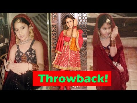 Sara Ali Khan's childhood pictures prove that she was born to rule Mp3
