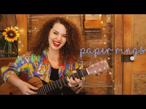 Taylor Swift - Paper Rings Cover thumbnail