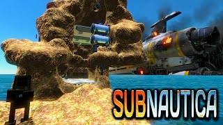 Subnautica | TERRAFORMER BUILT HOUSE | Gameplay / Letsplay 1080p HD