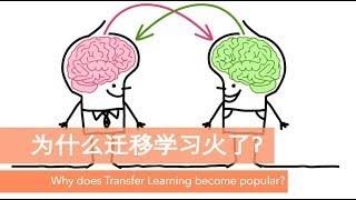 站在巨人的肩膀上, 迁移学习 Transfer Learning