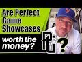 Are Perfect Game Showcases worth the money?