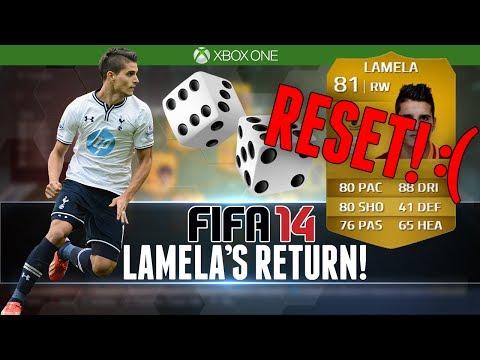 FIFA 14 | LAMELA