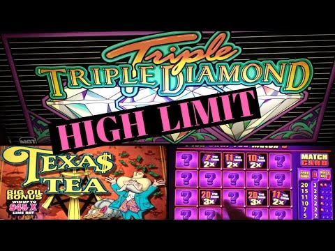 Taking on the HIGH LIMIT Room at Harrahs Southern California!