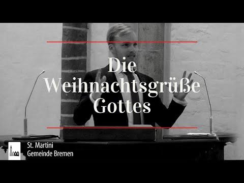 Gott ist anders, als Du denkst! (Micha 5,1-4)   Jugendgottesdienst - St.Martini Bremen (11.12.2020)