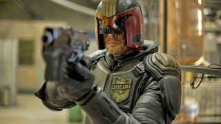 Dredd 3d- Movie Review