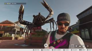 Watch Dogs 2 — геймплей с комментариями разработчика