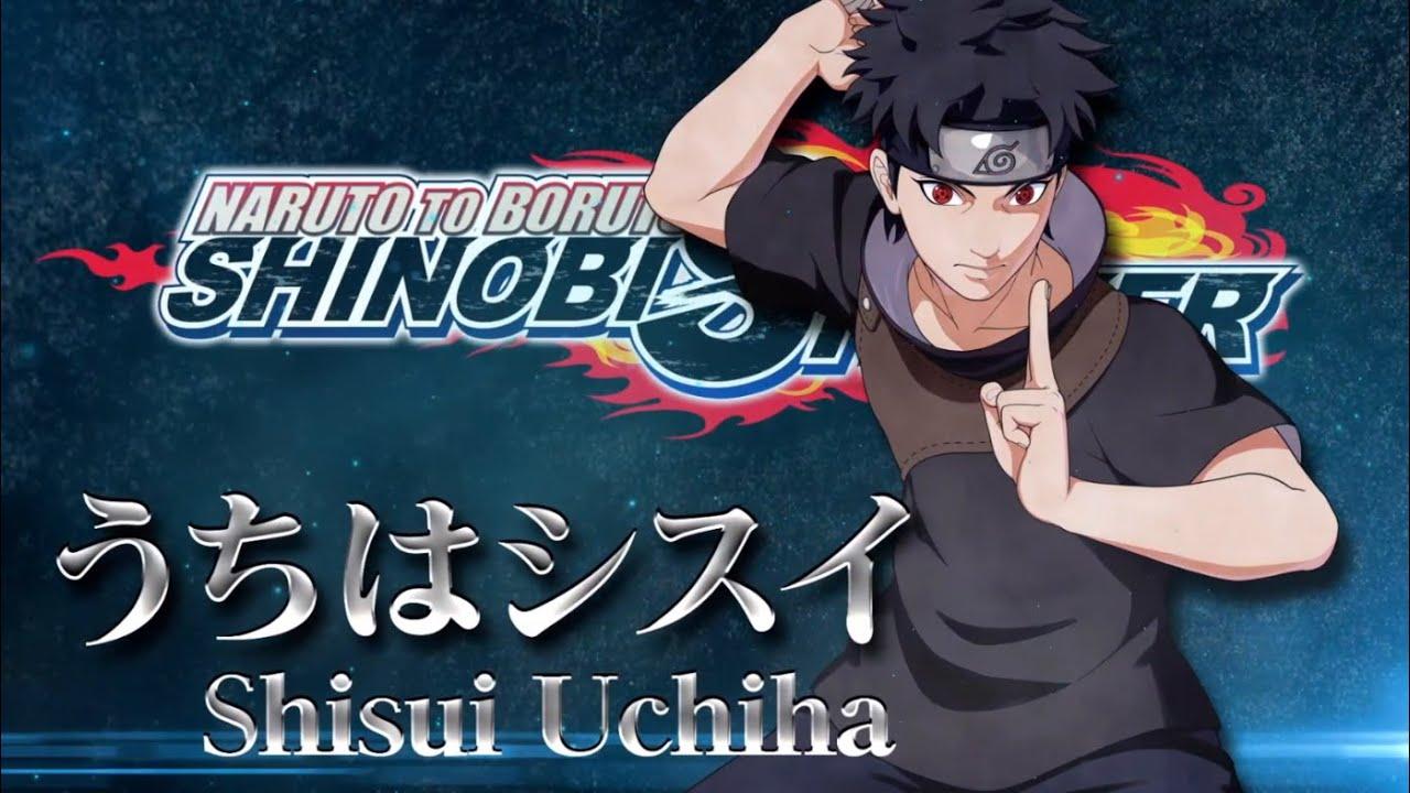 Shisui Uchiha's Now in Naruto to Boruto: Shinobi Striker