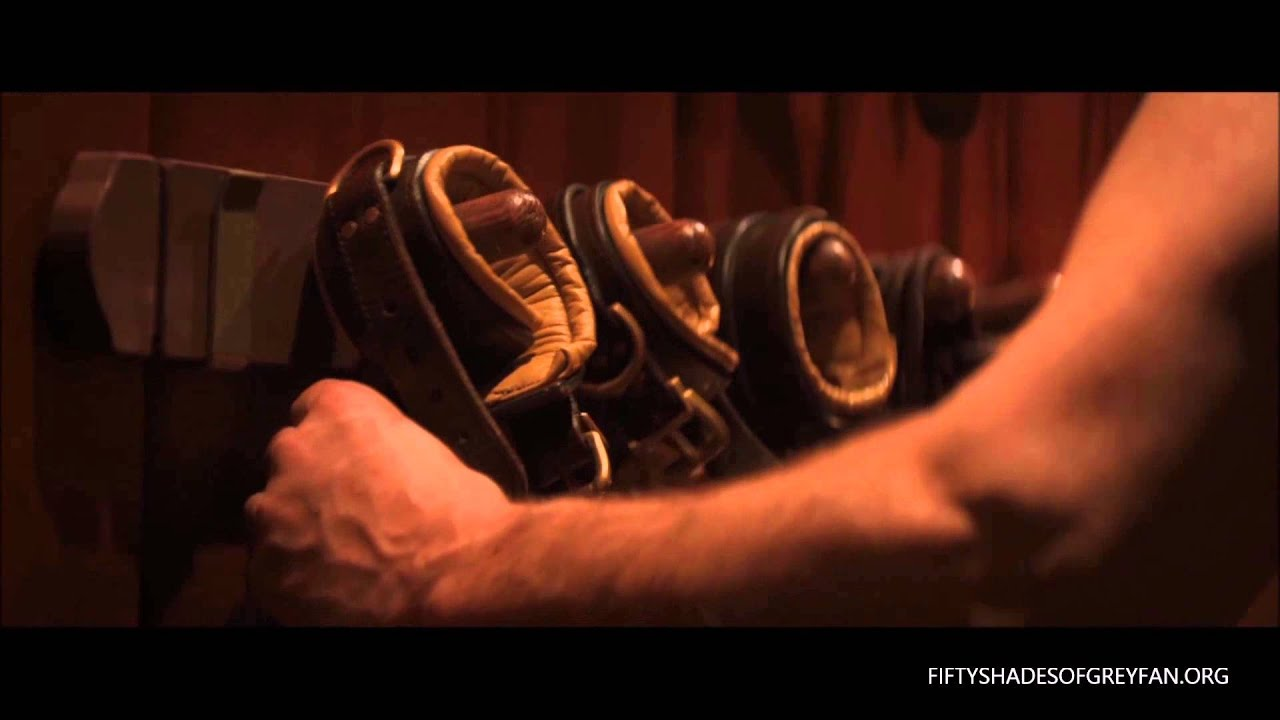 Fifty Shades of Grey The Red Room Featurette