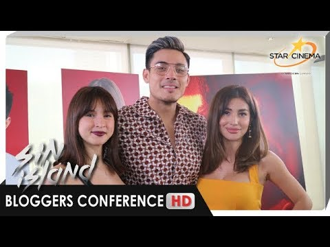 [FULL] 'Sin Island' Bloggers Conference