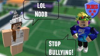 Do people defend noobs? (Roblox Social Experiment) w/ Roblox Poe Poe