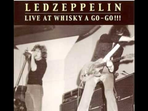Led Zeppelin - I Can't Quit You Baby (Whisky A Go-Go 1969)