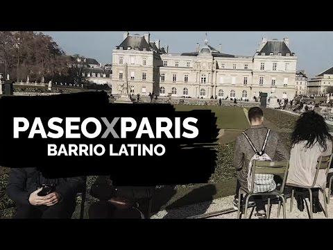 Visita Paris Paseando por el Barrio Latino