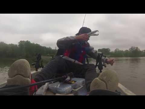 Fishing The Sandusky River In Fremont Pt.1