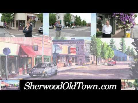 Sherwood Old Town Business Association Community Sale www.SherwoodTV.com