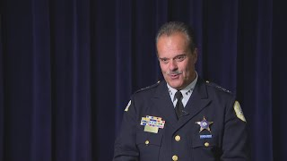CPD's retiring second-in-command opens up about more than 30 years on the force