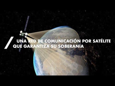 Comunicaciones por satélite en primera línea - Thales