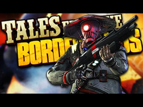 WHO IS HE!?? | Tales From The Borderlands: Episode 5 - The Vault of the Traveler (FINALE)