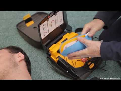 CPR and AED for an Adult