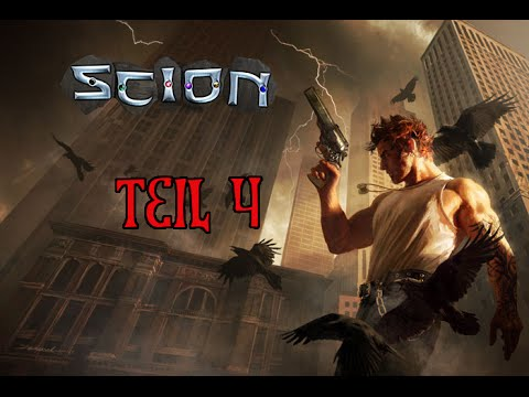 """[Scion: Hero] """"They told us Gods are dead..."""" Teil 4 (ger)"""