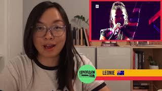 Finland | Eurovision 2018 Reaction Video | Saara Aalto - Monsters