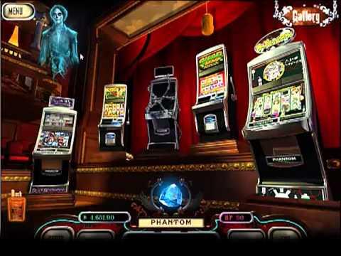 Slots ghost stories