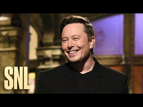 "Elon Musk poprowadził ""Saturday Night Live"""