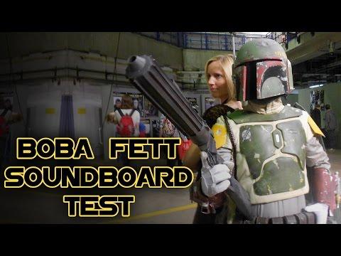 Boba Fett Soundboard Test
