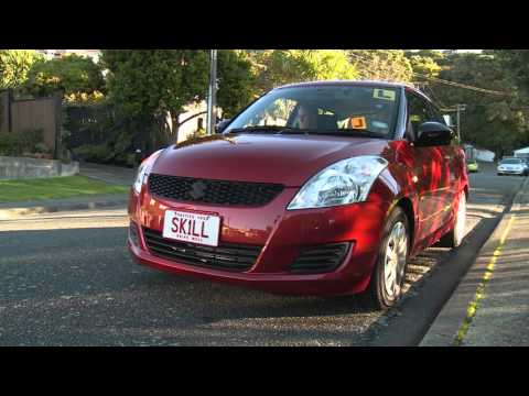 Drive: How To Do A Three Point Turn