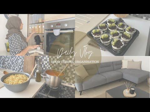 ❥ Daily Vlog ╳ Rangement, organisation, cuisine, décoration & lifestyle