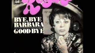 RÉGINE- Bye bye Barbara