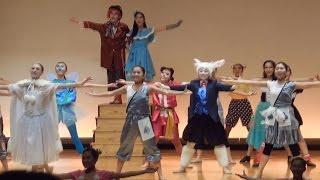 カリタス女子中学高校(川崎市多摩区)のダンス部によるミュージカル「...