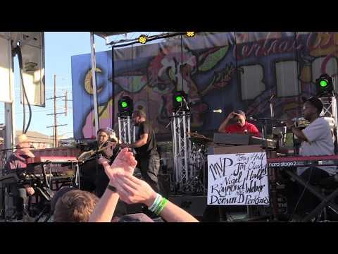 MVP (Jon Cleary & Nigel Hall) 5/2/17 (Part 1 of 4) NOLA Crawfish Festival