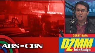 DZMM TeleRadyo: Manila Pavilion fire unlike Resorts World attack: authorities