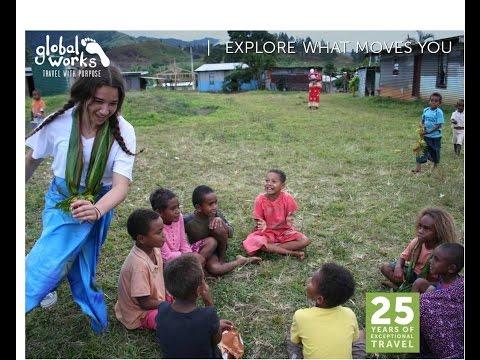 Global Works Travel, 2015 Summer Service Adventures Presentation