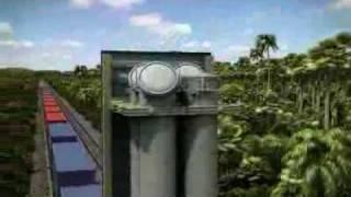 Club-K Контейнерный ракетный комплекс. Container Missile System(Контейнерный комплекс ракетного оружия «Club-K» предназначен для поражения надводных и наземных целей крыла..., 2010-04-28T11:25:30.000Z)