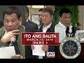 Untv ito ang balita march 15 2019 part 1 mp3