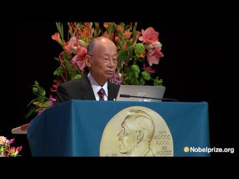 Satoshi Ōmura - Nobel Lecture: A splendid gift from the Earth: The origins & impact of Avermectin