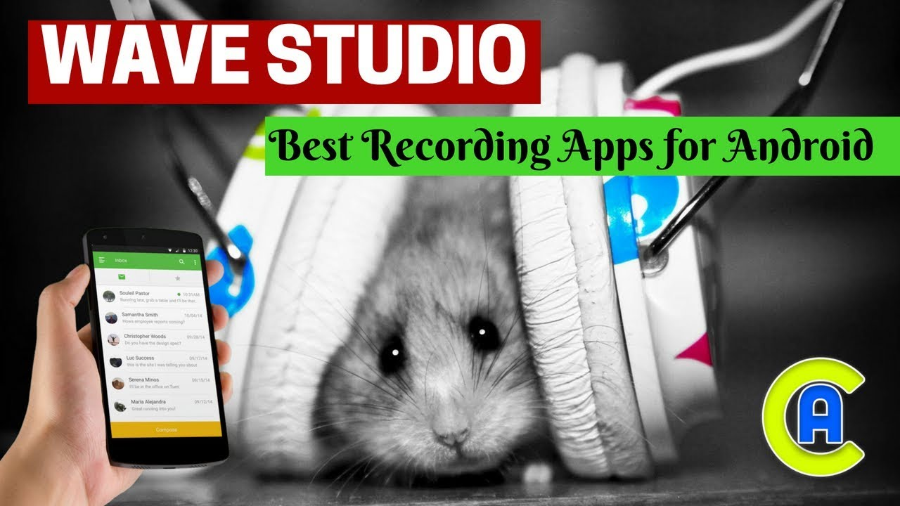Wav Studio Audio Recorder & Editor: Best Mobile Android App 2018 | App Care  BD