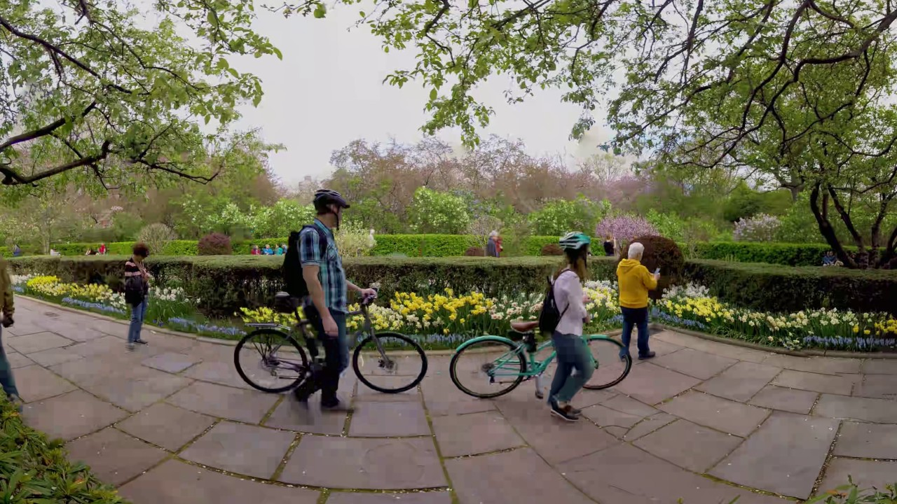 central park conservatory garden a vr experience april 23 2017 - Central Park Conservatory Garden
