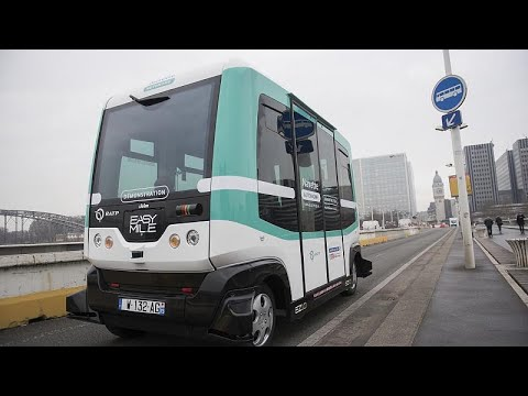 شاهد: حافلة ذاتية القيادة في شوارع مدينة مالغا الإسبانية…  - نشر قبل 34 دقيقة