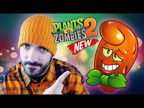 CITA ARDIENTE 😳 ⭐️ Plants vs Zombies 2 | iTownGamePlay