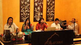Dining Experience at Gharana Holiday Inn Dubai - Al Barsha