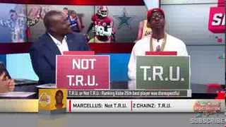 2 Chainz On ESPN