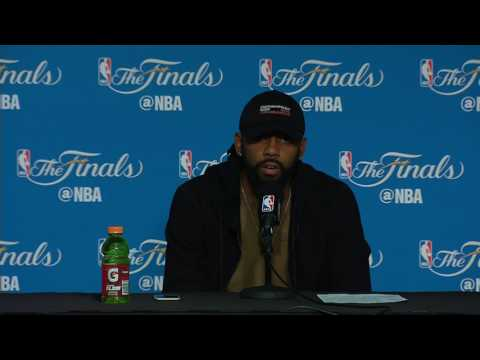 Kyrie Irving NBA Finals Game 5 Press Conference