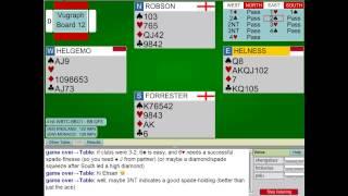 41st bermuda bowl qf seg 3 england vs monaco